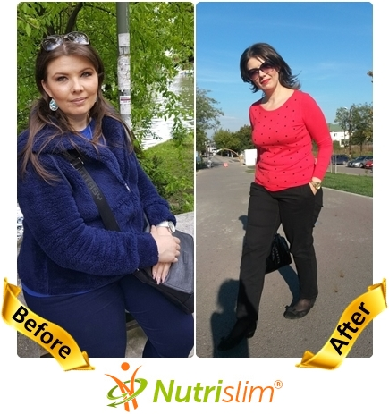 Iuliana Chakass a slabit 25 Kg